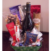 Sweet Treats Gift Basket