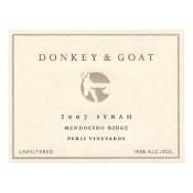 """Donkey & Goat Syrah """"Perli Vineyard"""""""