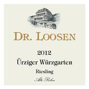 Dr. Loosen Urziger Wurzgarten Riesling Alte Reben Grosses Gewachs