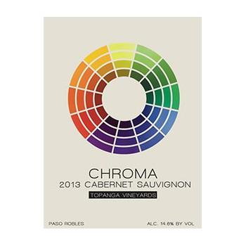 "Topanga Vineyards ""Chroma"" Cabernet Sauvignon"