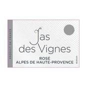 Jas de Vignes Rose Alpes de Hautes Provence
