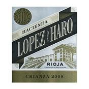 2010 Hacienda Lopez de Haro Rioja Crianza