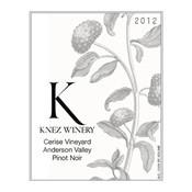 "2013 Knez Pinot Noir ""Cerise Vineyard"""