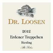 2012 Dr. Loosen Erdener Treppchen Riesling Alte Reben Grosses Gewachs