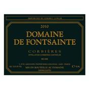 2011 Domaine de Fontsainte Corbieres