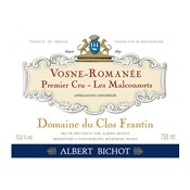 "2014 Albert Bichot Domaine du Clos Frantin Vosne-Romanee 1er Cru ""Les Malconsorts"""