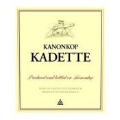 2013 Kanonkop Kadette Red Blend