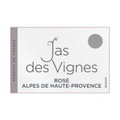2015 Jas de Vignes Rose Alpes de Hautes Provence