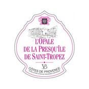 2015 L'Opale de la Prequ'ile de Saint-Tropez Cotes de Provence Rose