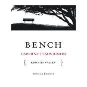 2014 Bench Cabernet Sauvignon Knights Valley