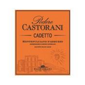 2013 Podere Castorani Cadetto Montepulciano d'Abruzzo