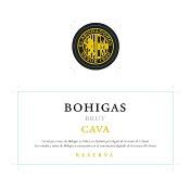 NV Bohigas Brut Reserva Cava
