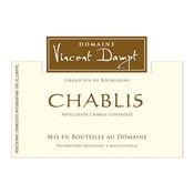 2014 Domaine Vincent Dampt Chablis