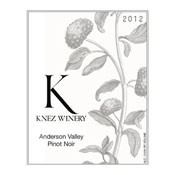 2013 Knez Pinot Noir Anderson Valley
