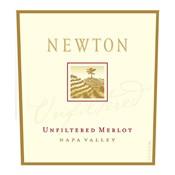 2014 Newton Merlot Unfiltered
