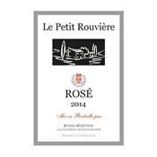 2015 Le Petit Rouviere Rose