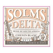 2015 Solms Delta Chenin Blanc