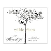 2014 Wilde Farm Bedrock Vineyard Heritage Sonoma County
